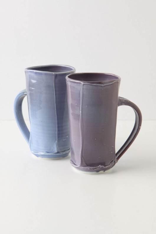 Pinched Corners Mugs