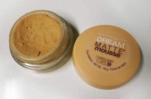Image result for dream matte mousse