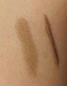MAC- Coquette, e.l.f Eyebrow Kit-Dark