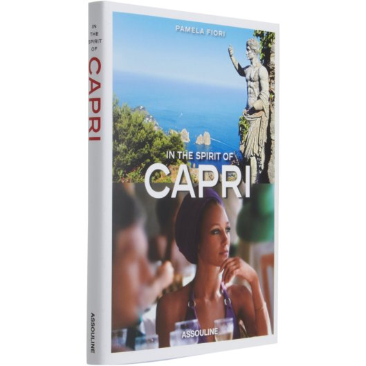 In The Spirit Of Capri- By Pamela Fiori
