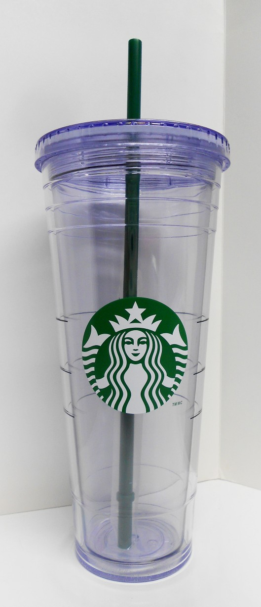 Starbucks Venti Sippy